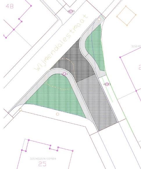 thumbnail-Structureel onderhoud kruispunt Karperstraat-Wijnendalestraat