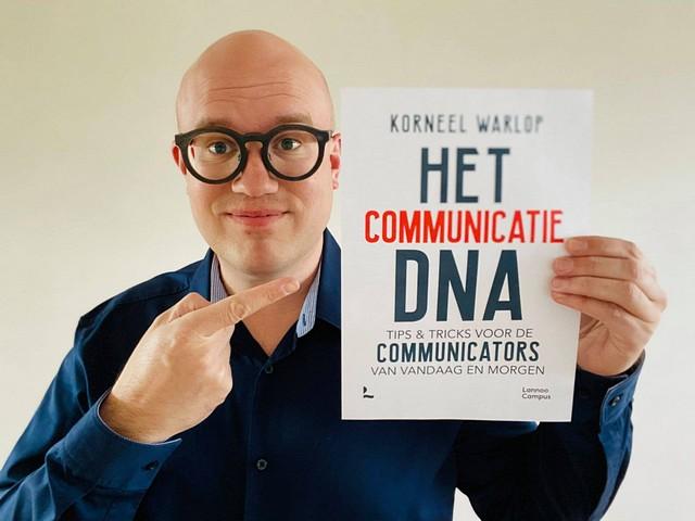 thumbnail-Het communicatie DNA van Korneel Warlop