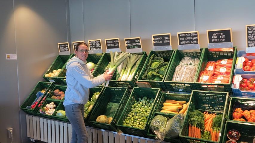 thumbnail-Label 100% West-Vlaams streekproduct voor Cool & co en Groenten en Fruit Van Houcke
