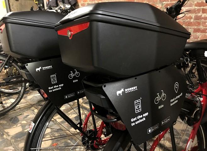 thumbnail-Torhout lanceert eigen elektrisch deelfietssysteem