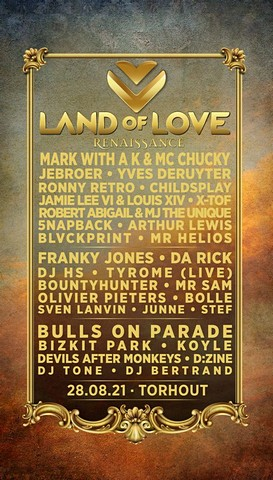 thumbnail-Winnaars tickets Land of Love