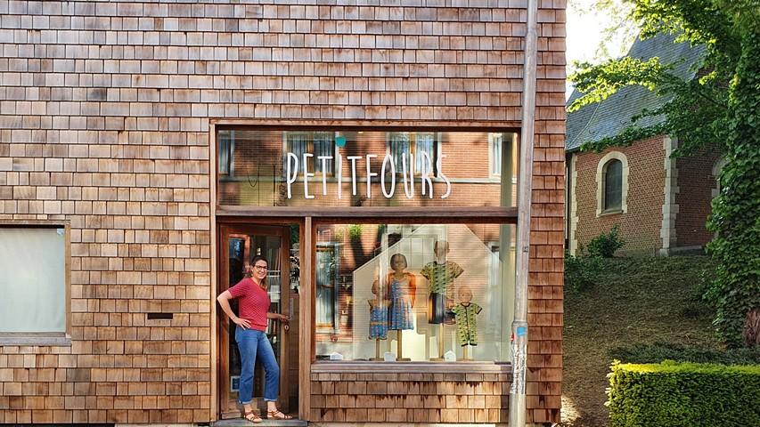 """thumbnail-Kathleen Jonckheere van Petitfours: """"Bewust gekozen voor een kleine winkel"""""""