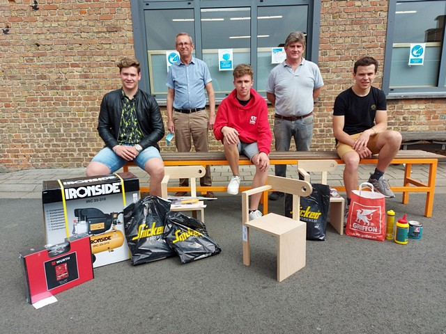 thumbnail-Leerlingen De Ster Tielt succesvol in deelname aan Vlaamse Houtproef