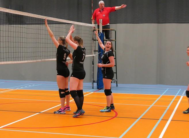 thumbnail-Geen heropstart volleybalcompetities