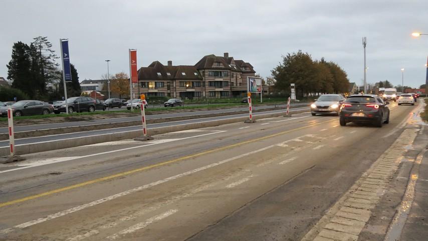thumbnail-Nieuwe fase wegenwerken Noordlaan