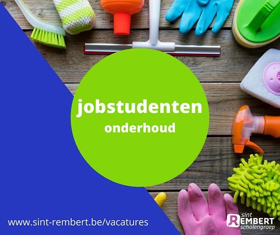 thumbnail-Vakantiejobs bij Scholengroep Sint-Rembert