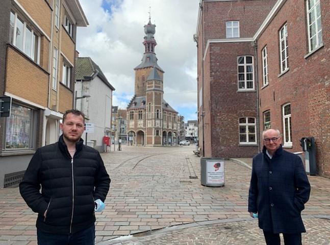 thumbnail-Hamdi Latifi volgt Ivan Van Cauwenberghe op in gemeenteraad Tielt