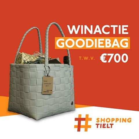 thumbnail-Shopping Tielt lanceert Give Away Actie met goodiebags ter waarde van 700 euro