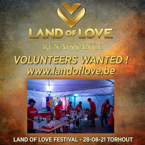 thumbnail-Land of Love zoekt vrijwilligers
