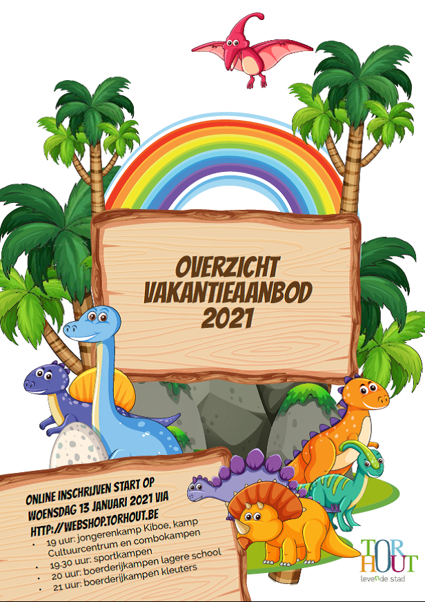 thumbnail-Start inschrijvingen vakantiekampen 2021