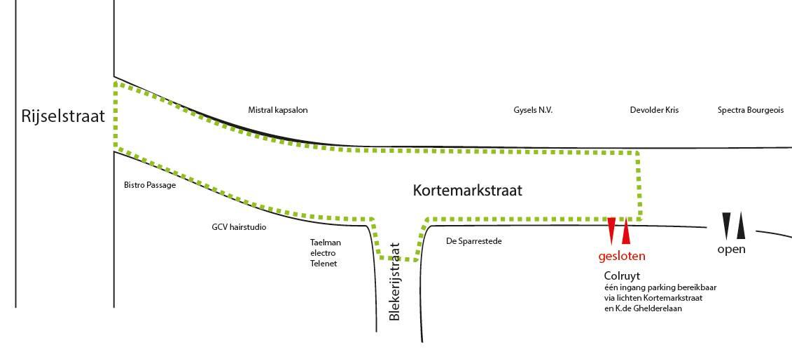 thumbnail-Werken Kortemarkstraat