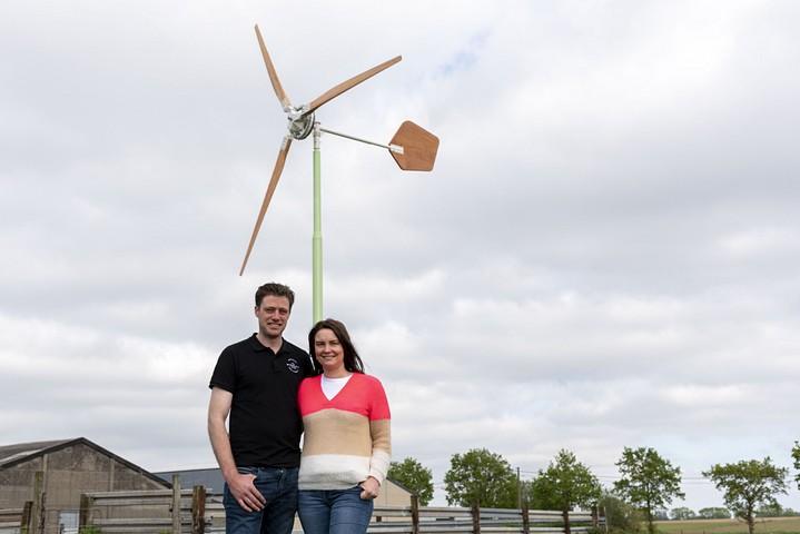 thumbnail-Elsthof Schuiferskapelle installeert kleine windmolen als grote energieopwekker
