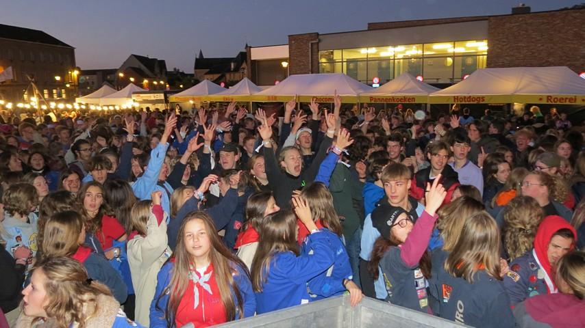 thumbnail-1400 deelnemers aan Dag van de jeugdbeweging
