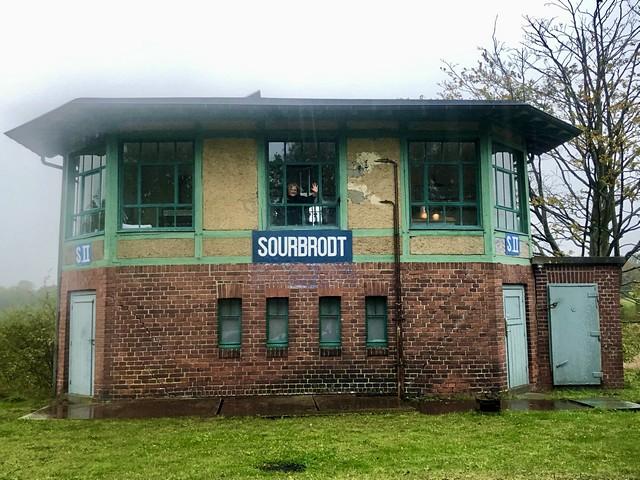 thumbnail-Ongewoon logeren in het seinhuisje van Sourbrodt