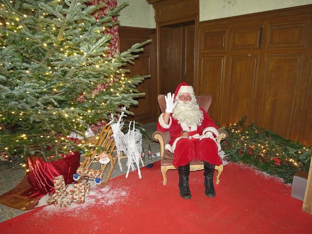 thumbnail-Online kerstkoeken bakken met de kerstman