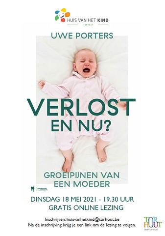 thumbnail-'Verlost, en nu?' lezing door Uwe Porters