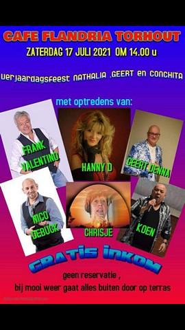thumbnail-Vlaamse zangers in de Flandria
