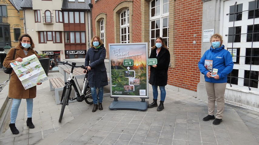 thumbnail-Alternatieve opening toeristisch seizoen  met lancering #Visittorhoutroute