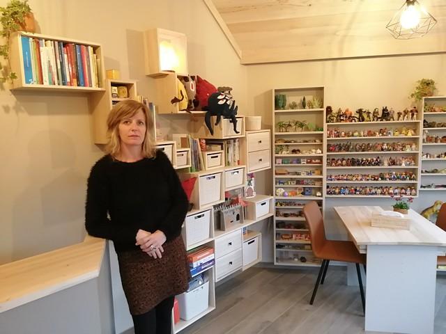 thumbnail-Leen Maveau opent in Tielt nieuwe praktijkruimte voor speltherapie voor kinderen