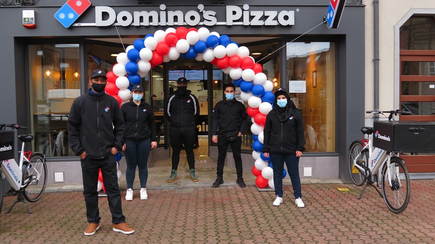 thumbnail-Domino's Pizza open