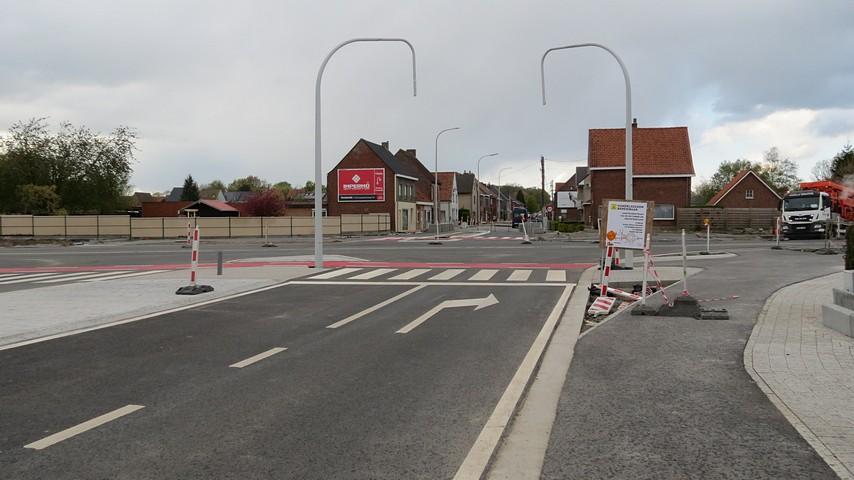 thumbnail-Kruispunt met Aartrijkestraat opent binnenkort