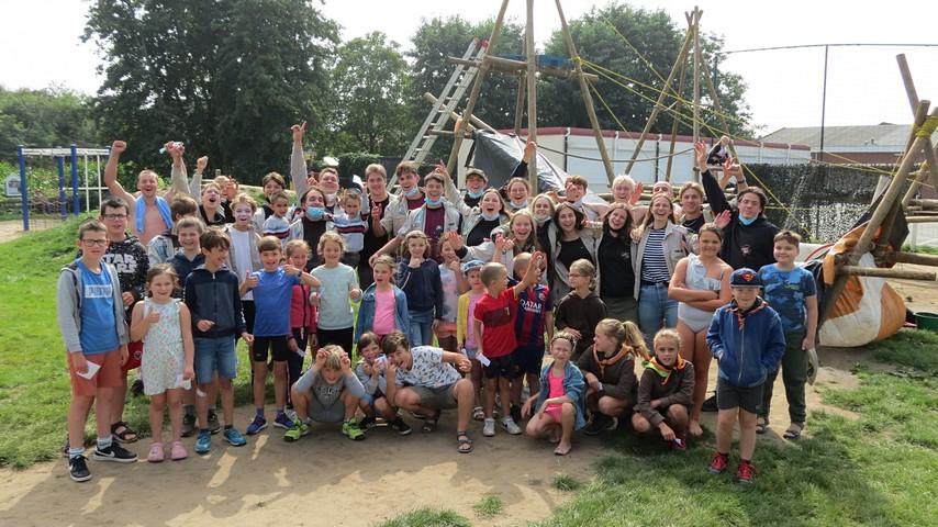 thumbnail-Startdag Scouts Sint-Rembert