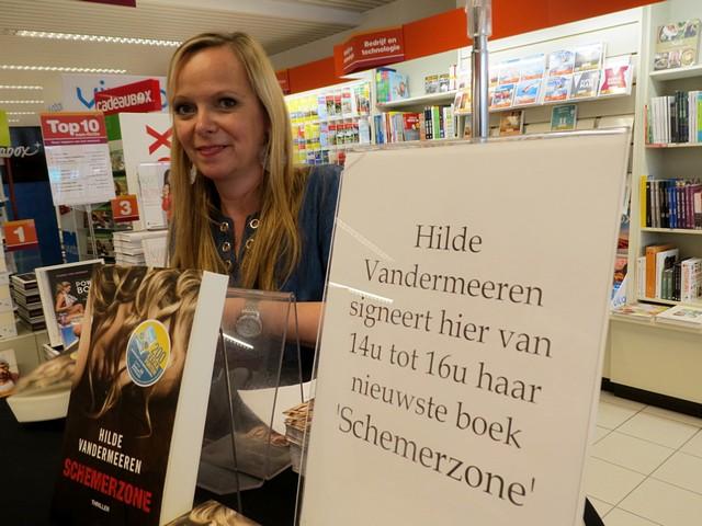thumbnail-Hilde Vandermeeren eerste vrouwelijke ereburger van Torhout
