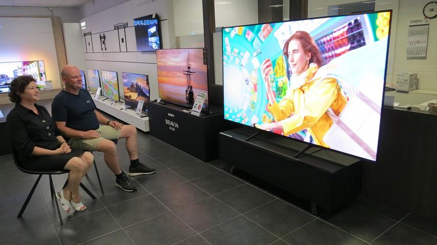 thumbnail-Wist je dat...je gigantische tv's kan kopen bij Dumoulin?